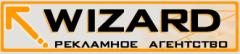Логотип - WIZARD, рекламное агентство