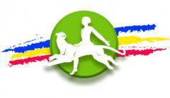 Логотип - Николаевский зоопарк - лучший зоопарк Украины