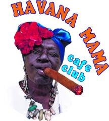 Cafe club HAVANA MAMA. Кафе клуб Гавана Мама