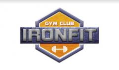 IronFit, gym club, тренажерный зал в Николаеве