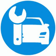 Логотип - ФОП Мавродий ЮС, установка ГБО