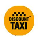 Логотип - Такси 3000, Дисконт такси