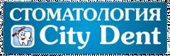 Логотип - Стоматология City Dent Сити Дент в Николаеве