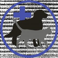 """Логотип - Ветеринарная клиника """"Велес"""" Николаев"""