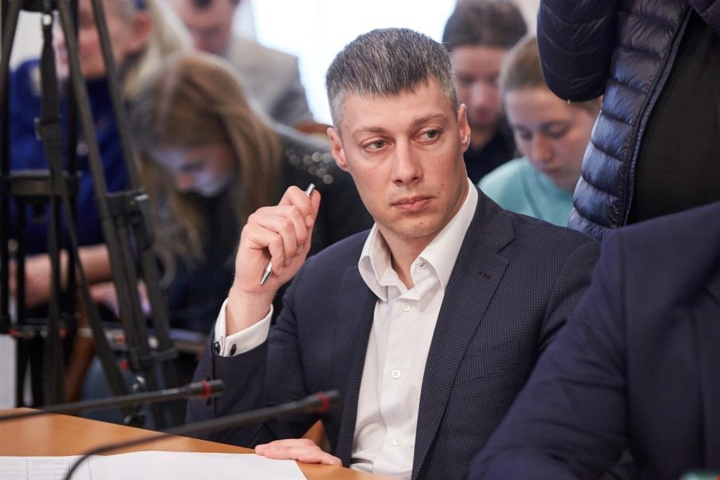 Нардеп Артем Ильюк