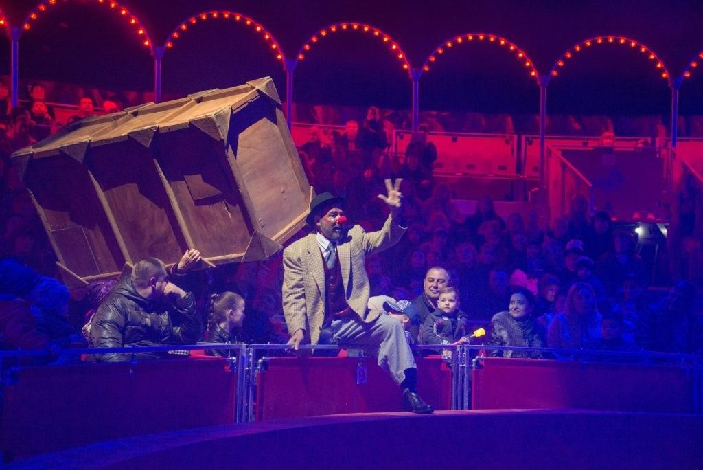 Итальянские артисты цирка привезут в Николаев праздник, фото-16