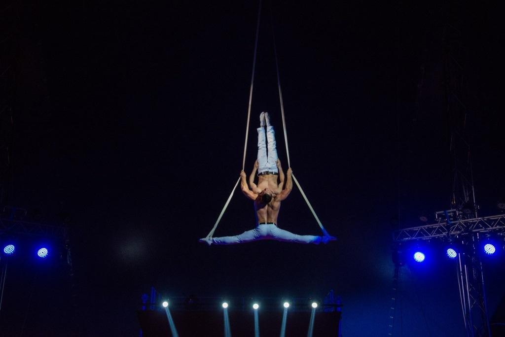 Итальянские артисты цирка привезут в Николаев праздник, фото-6