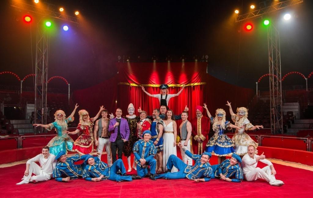 Итальянские артисты цирка привезут в Николаев праздник, фото-17