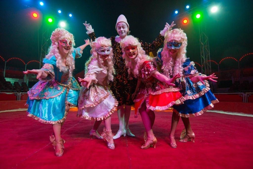 Итальянские артисты цирка привезут в Николаев праздник, фото-8