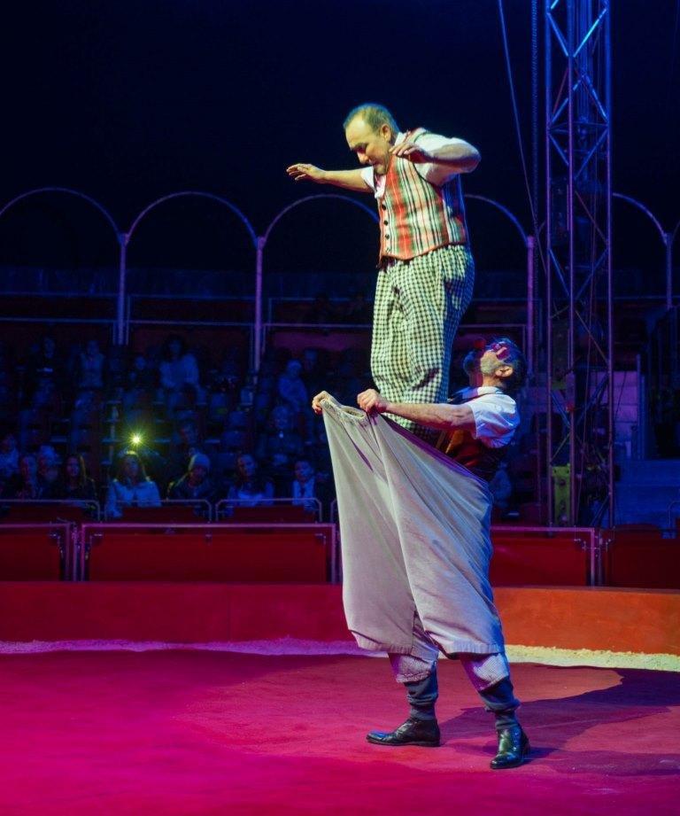 Итальянские артисты цирка привезут в Николаев праздник, фото-5