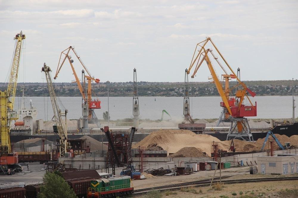 """Николаевский порт """"Ника-Тера"""" увеличивает грузооборот и количество обработанных крупнотоннажных судов   , фото-1"""