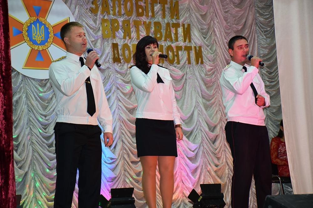 Николаевские спасатели отметили свой профессиональный праздник (ФОТО) , фото-4
