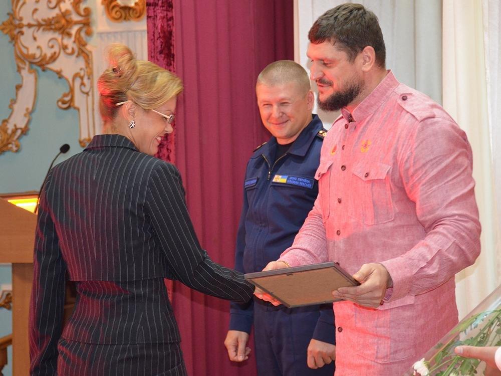 Николаевские спасатели отметили свой профессиональный праздник (ФОТО) , фото-5