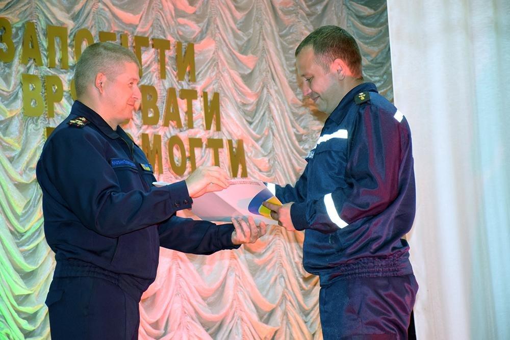 Николаевские спасатели отметили свой профессиональный праздник (ФОТО) , фото-3