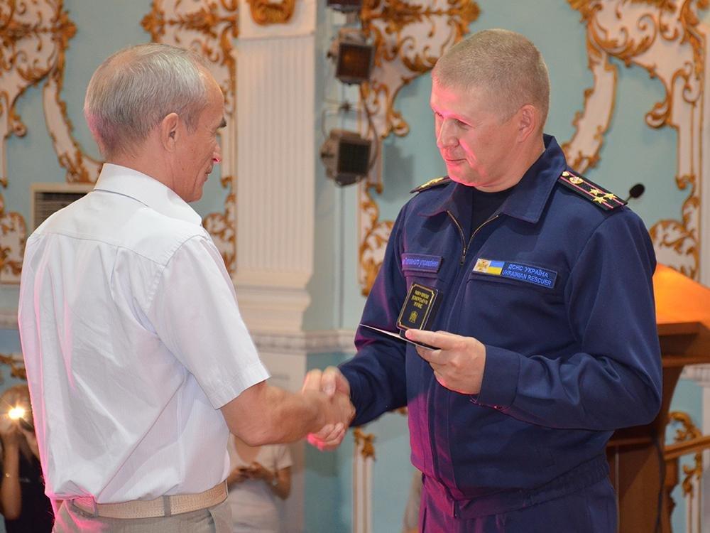 Николаевские спасатели отметили свой профессиональный праздник (ФОТО) , фото-7