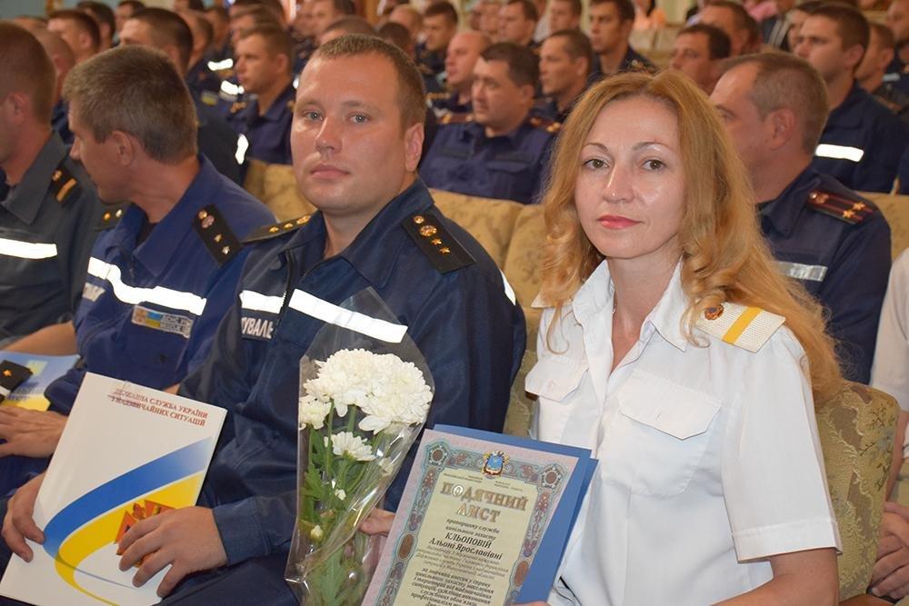 Николаевские спасатели отметили свой профессиональный праздник (ФОТО) , фото-2