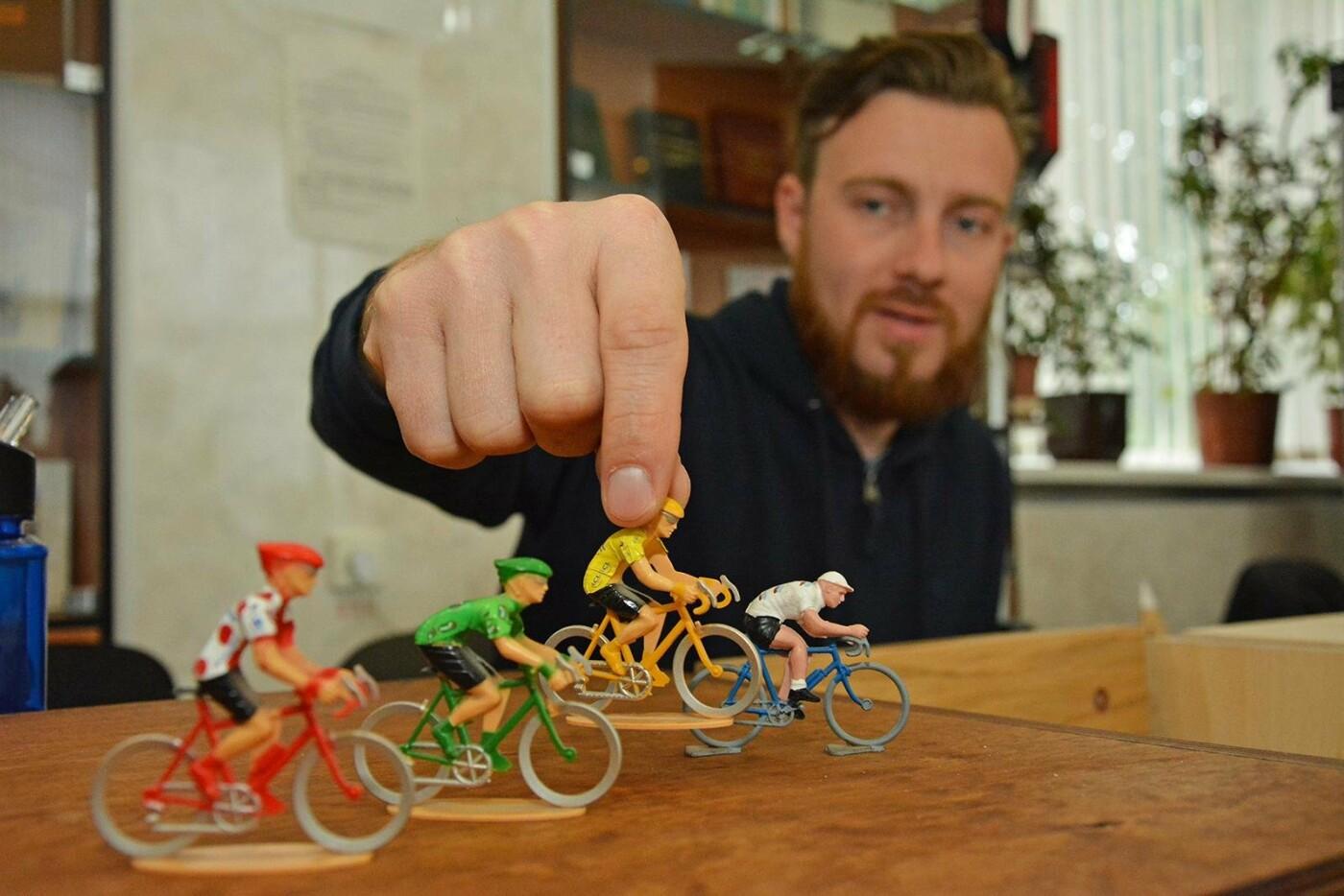 В Николаеве презентовали социальную сеть и душевую капсулу для велосипедистов, фото-2