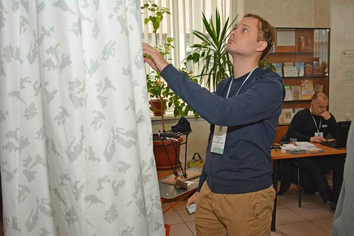 В Николаеве презентовали социальную сеть и душевую капсулу для велосипедистов, фото-8