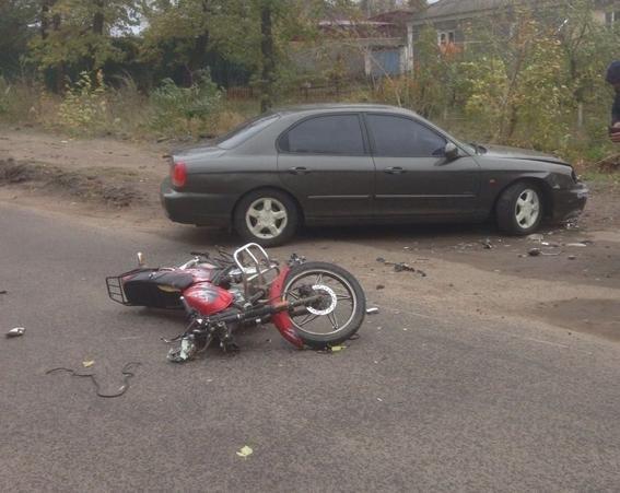 На Николаевщине в аварии умер водитель мопеда, - ФОТО, фото-2
