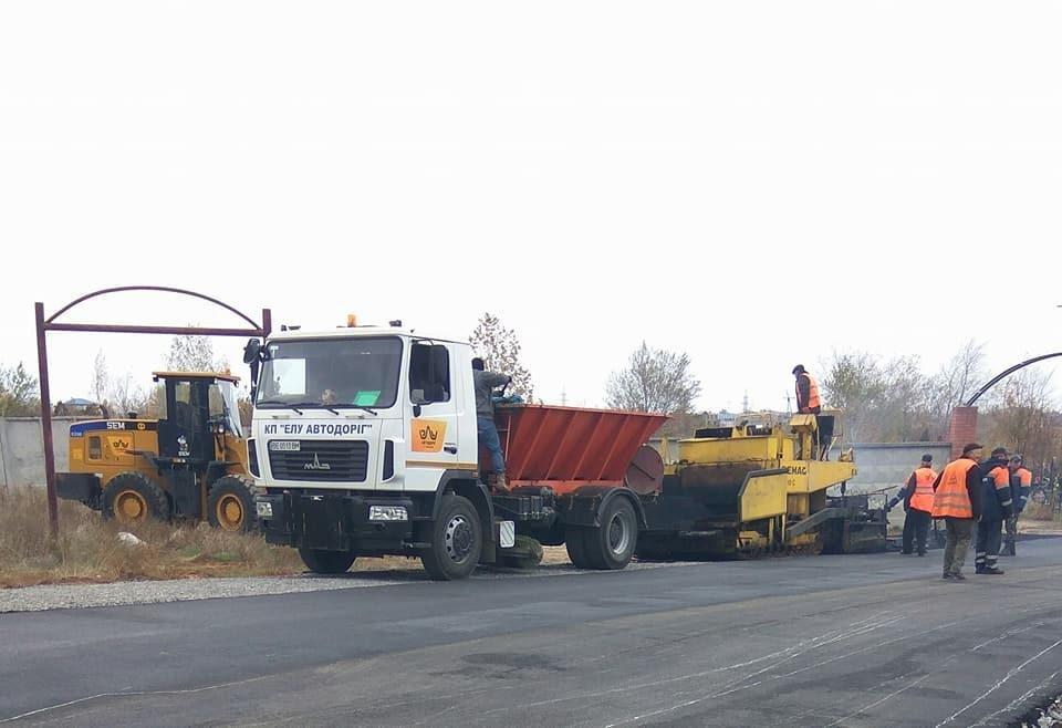 """ЭЛУ """"Автодорог"""" приводит в порядок одну из улиц в Николаеве, фото-3"""