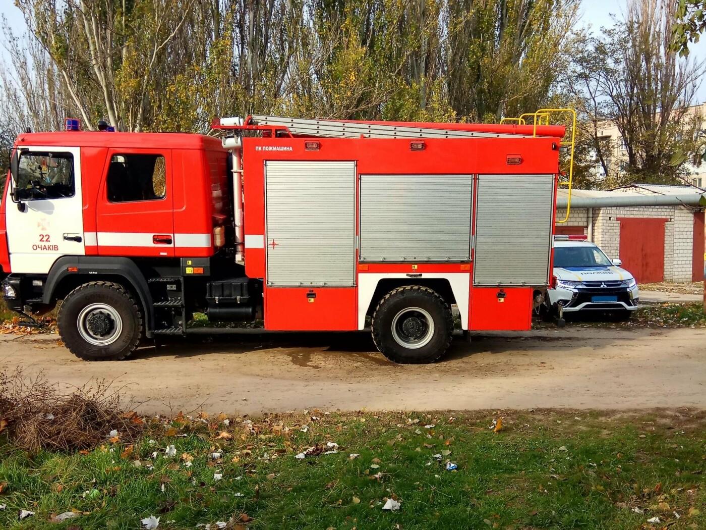 На Николаевщине спасатели предотвратили попытку суицида, - ФОТО, фото-2