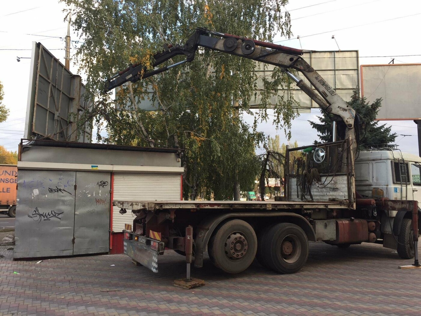 В Николаеве за октябрь месяц демонтировано 20 временных передвижных сооружений (ФОТО) , фото-4
