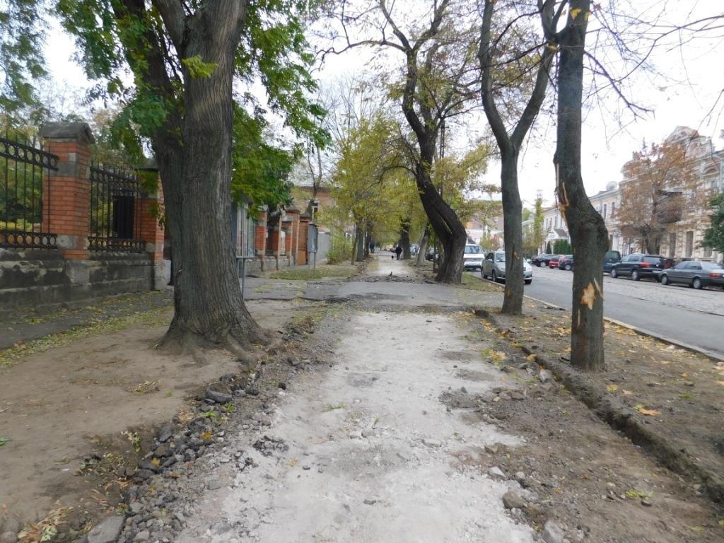 В нескольких районах Николаева ремонтируют тротуары, - ФОТО, фото-3