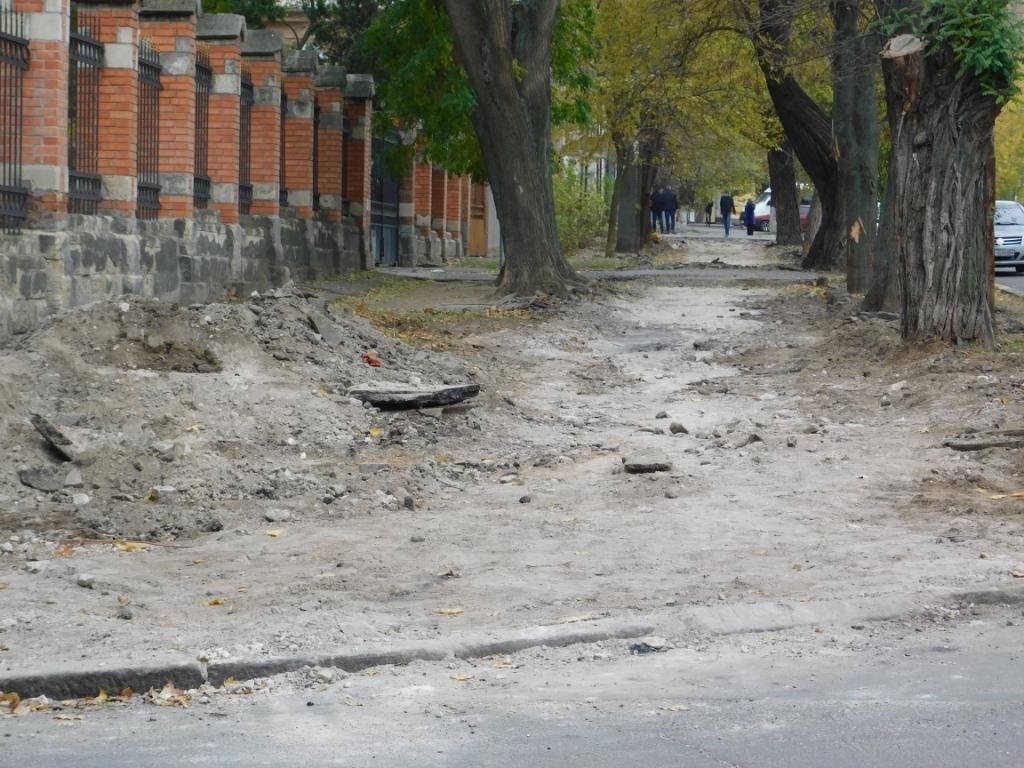В нескольких районах Николаева ремонтируют тротуары, - ФОТО, фото-2