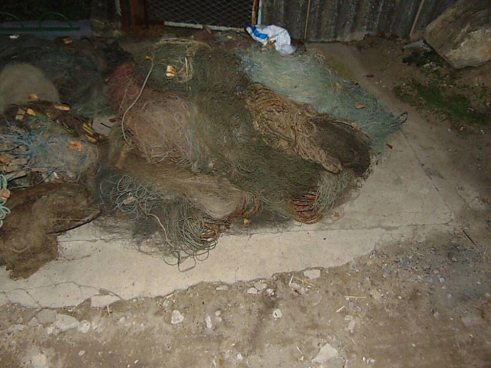 У браконьеров на Николаевщине полиция изъяла крупный улов рыбы, патроны и взрывчатку, - ФОТО, фото-6