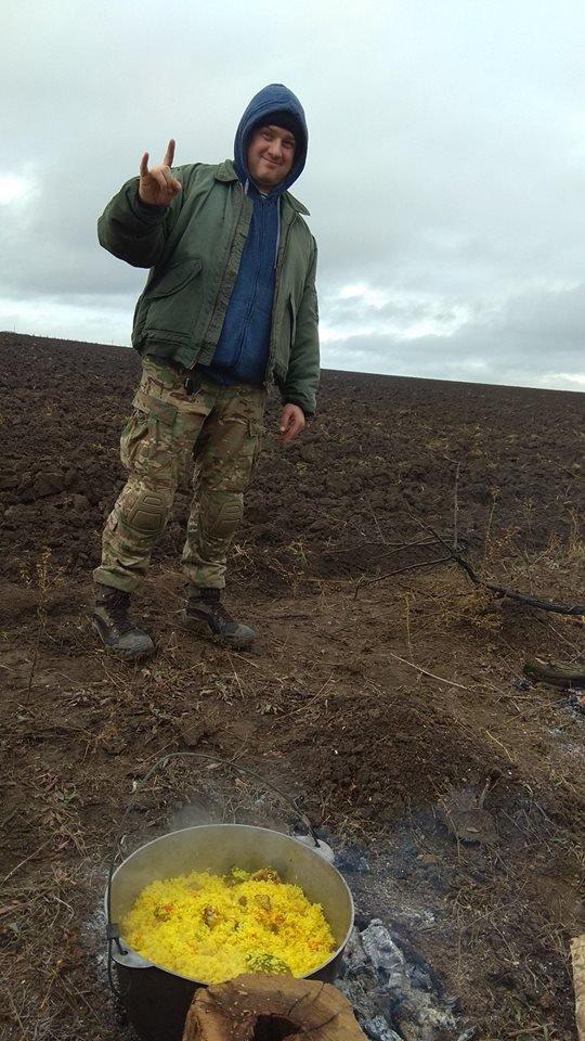 """""""Армия за экологию"""": бойцы 406-й бригады высадили около сорока деревьев в Николаеве, - ФОТО, фото-5"""