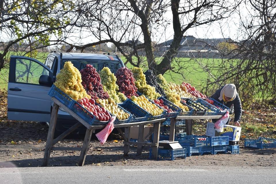 Савченко распорядился обустроить безопасную торговую точку для предпринимателей, торгующих вдоль Одесской трассы, - ФОТО, фото-4