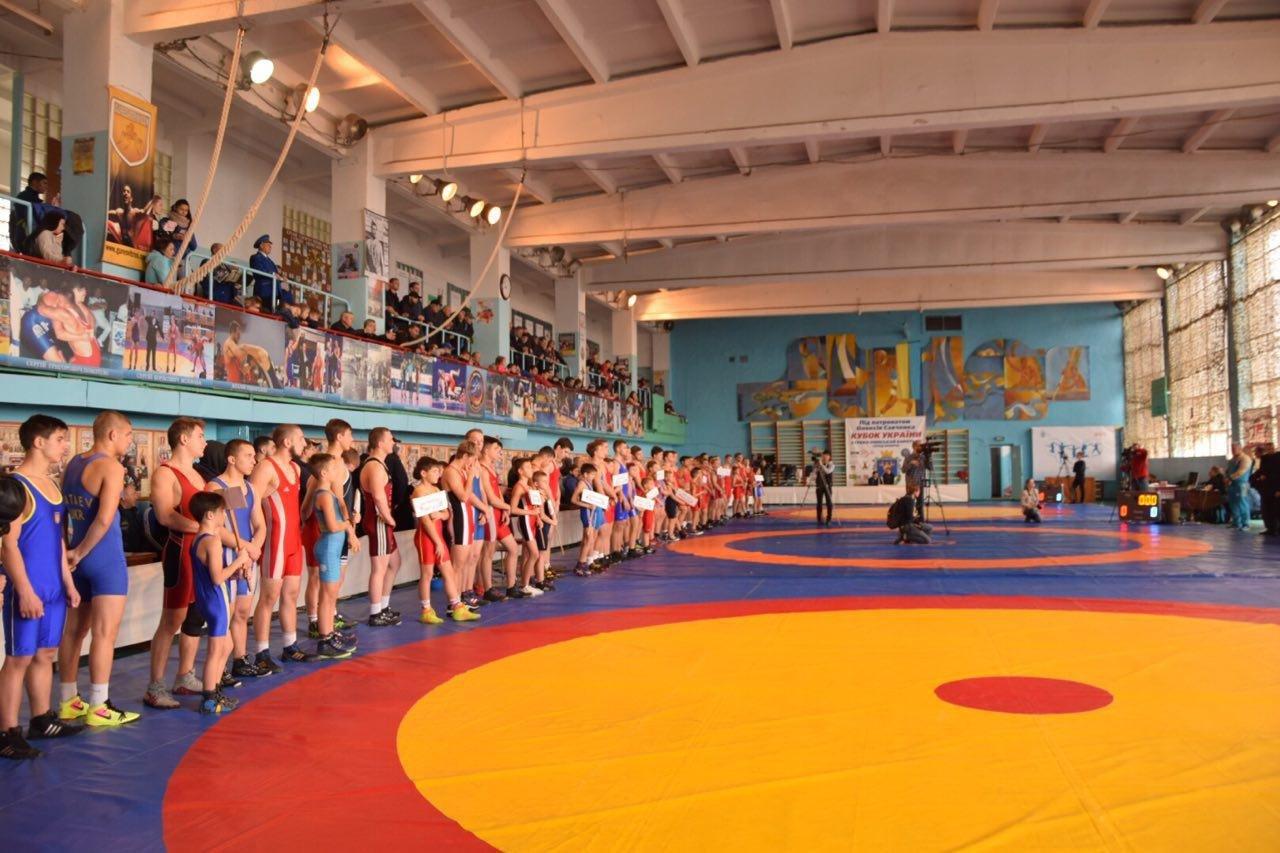 Любые испытания вдохновляют, - Савченко на открытии турнира по греко-римской борьбе среди юниоров, - ФОТО, фото-3