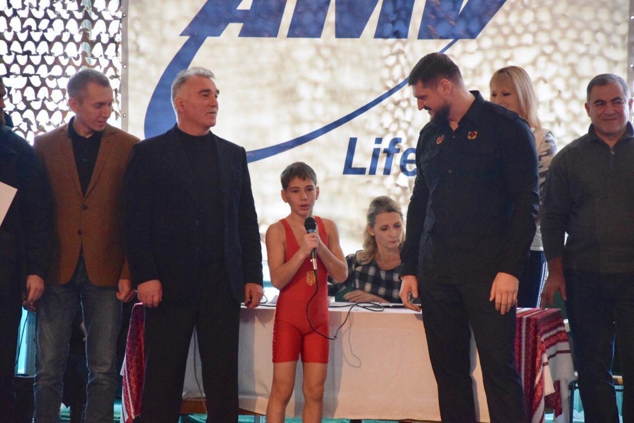 Любые испытания вдохновляют, - Савченко на открытии турнира по греко-римской борьбе среди юниоров, - ФОТО, фото-4