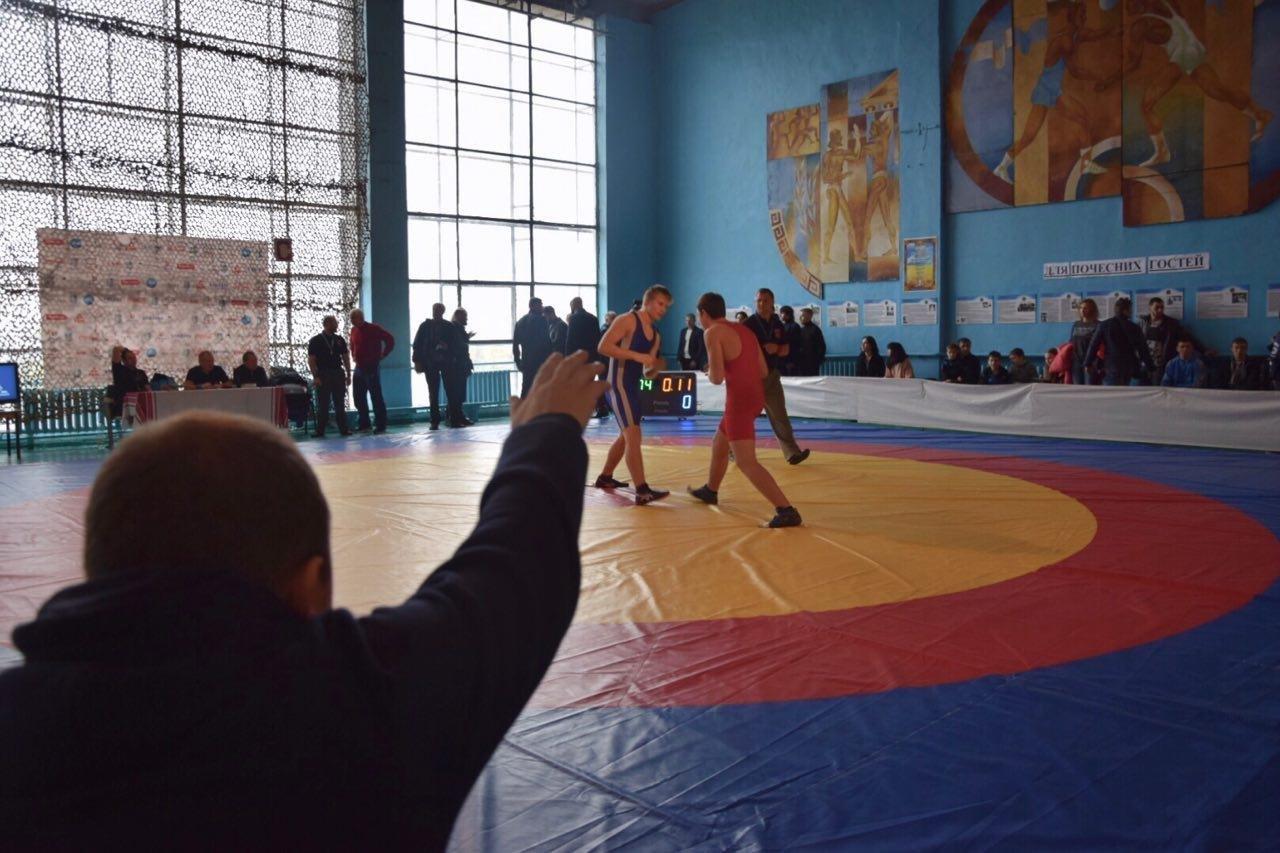 Любые испытания вдохновляют, - Савченко на открытии турнира по греко-римской борьбе среди юниоров, - ФОТО, фото-5