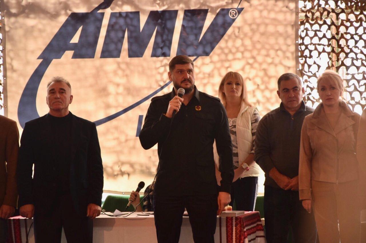 Любые испытания вдохновляют, - Савченко на открытии турнира по греко-римской борьбе среди юниоров, - ФОТО, фото-2