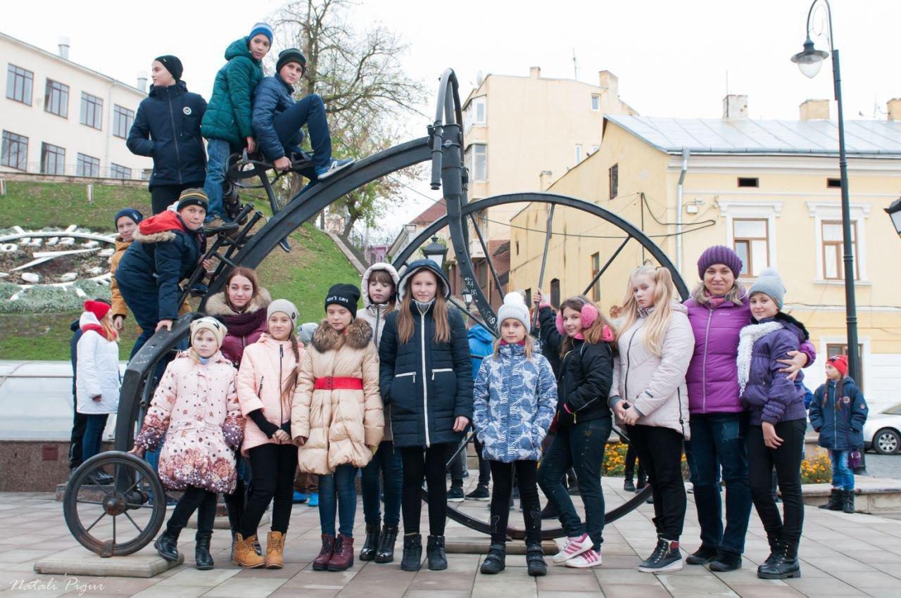 Дети героев  АТО провели осенние каникулы на Буковине (ФОТО), фото-1