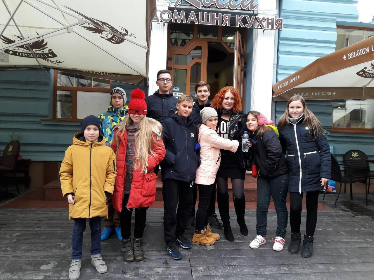 Дети героев  АТО провели осенние каникулы на Буковине (ФОТО), фото-2