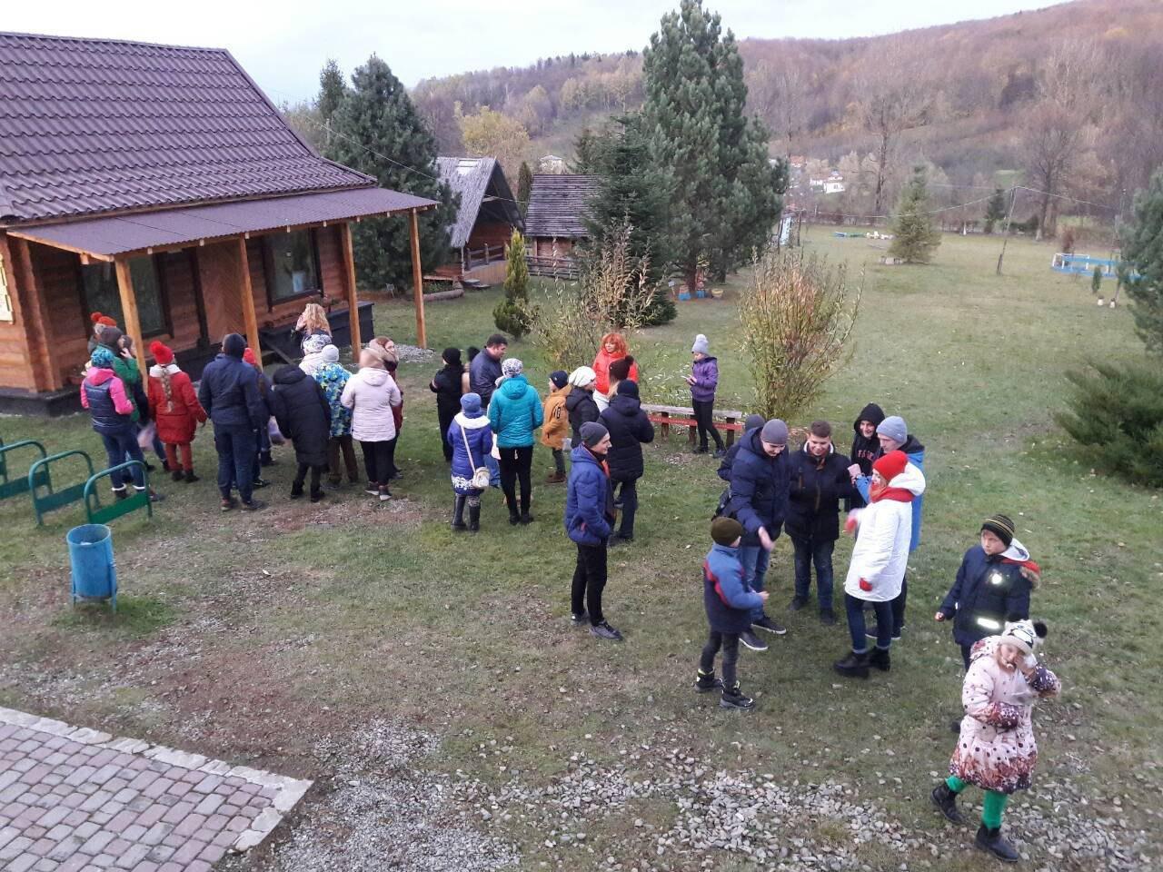 Дети героев  АТО провели осенние каникулы на Буковине (ФОТО), фото-4
