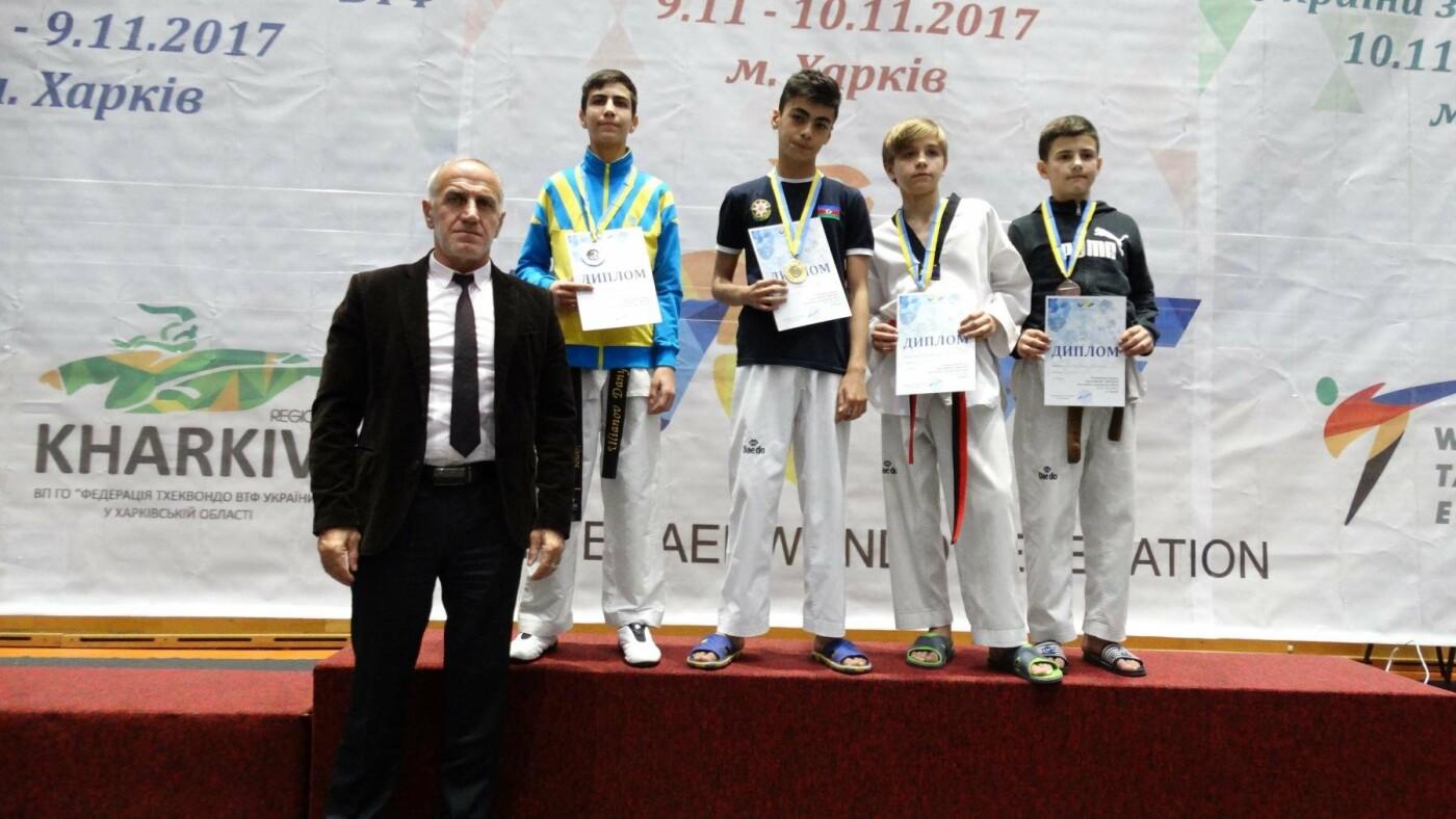 Воспитанники Николаевской ДЮСШ №2 завоевали 7 золотых медалей на клубном чемпионате Украины по тхэквондо (ФОТО), фото-3