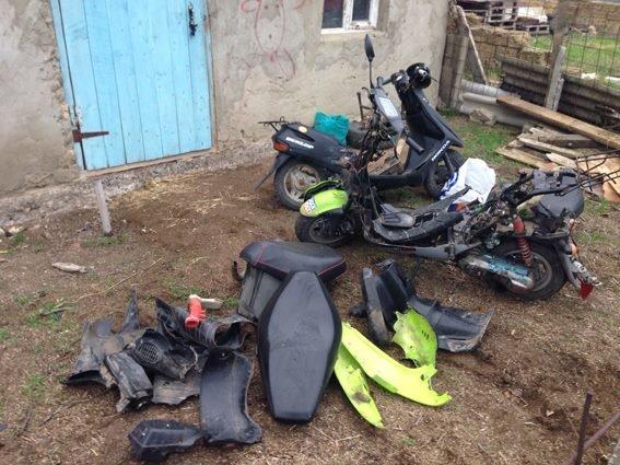 Полиция задержала подростка, который угонял мопеды в Николаеве, - ФОТО, фото-1