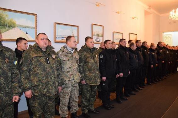 Николаевские полицейские отправились на очередную стажировку в Донецкую область (ФОТО), фото-4