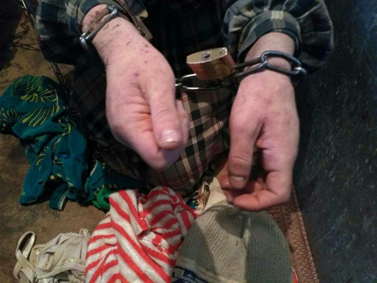 В Вознесенске будут судить женщину-опекуна, которая посадила на цепь больную племянницу (ФОТО), фото-1