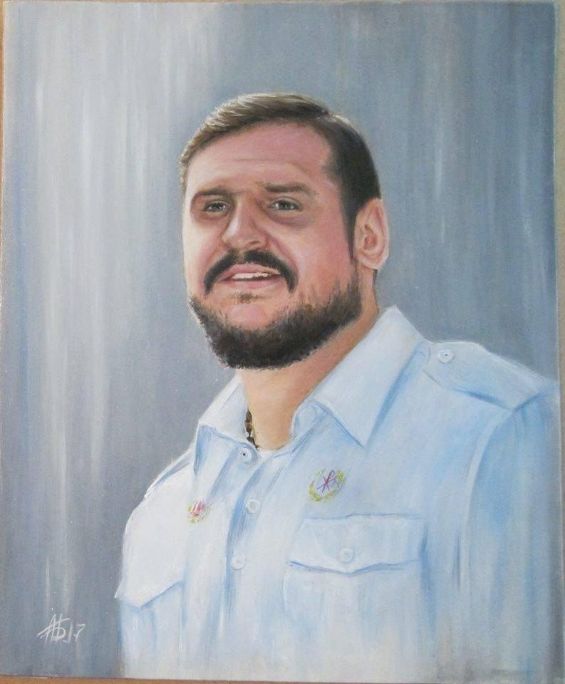В Николаеве выставят  на аукцион портрет главы ОГА Савченко, фото-1