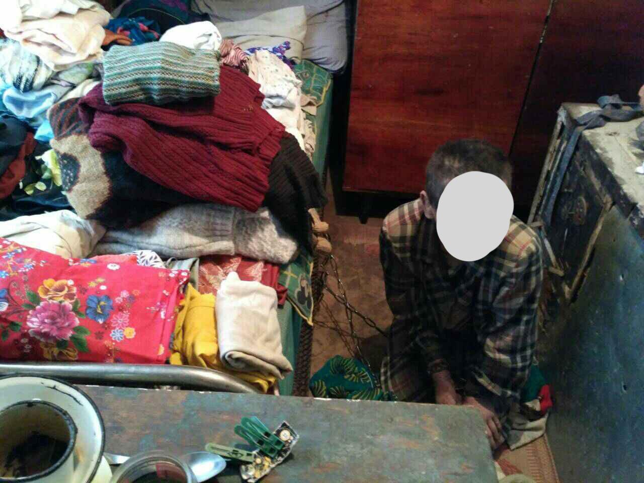 В Вознесенске будут судить женщину-опекуна, которая посадила на цепь больную племянницу (ФОТО), фото-2