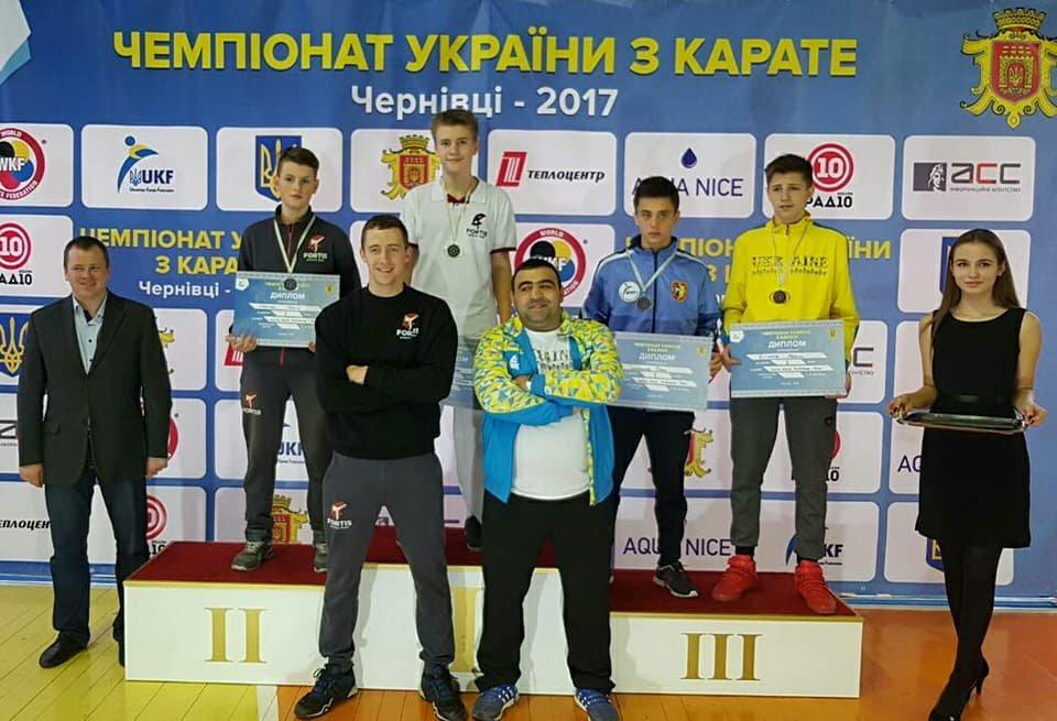 Сборная Николаевской области завоевала 6 медалей на чемпионате Украины по карате , фото-2