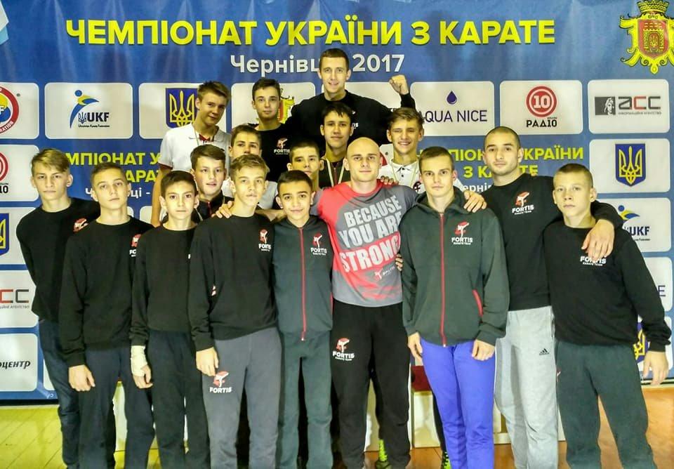 Сборная Николаевской области завоевала 6 медалей на чемпионате Украины по карате , фото-3
