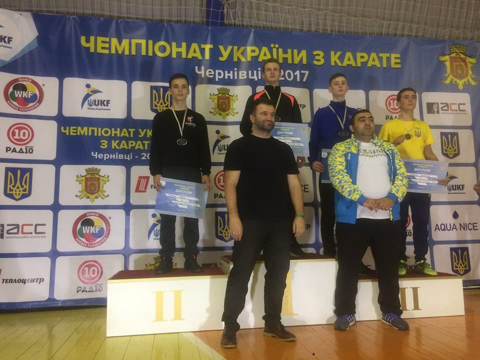 Сборная Николаевской области завоевала 6 медалей на чемпионате Украины по карате , фото-1