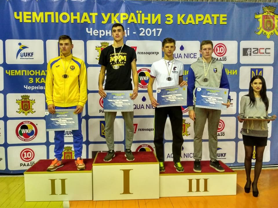 Сборная Николаевской области завоевала 6 медалей на чемпионате Украины по карате , фото-4
