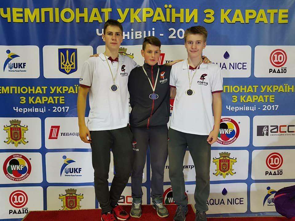 Сборная Николаевской области завоевала 6 медалей на чемпионате Украины по карате , фото-6