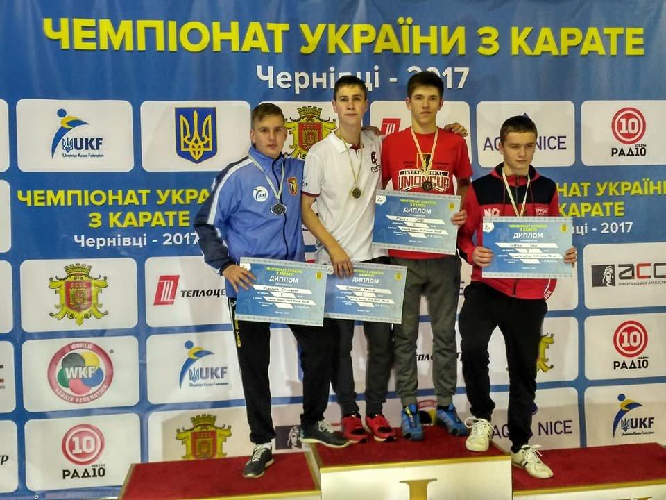 Сборная Николаевской области завоевала 6 медалей на чемпионате Украины по карате , фото-5